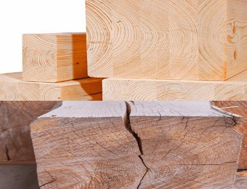 Ventajas de madera maciza frente a laminada