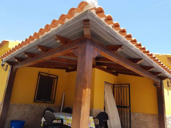 porches en Granada