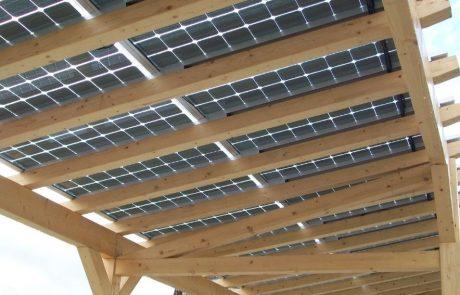 pergolas fotovoltaicas