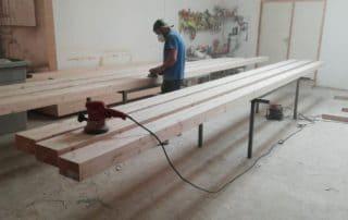 Carpineteria de la madera
