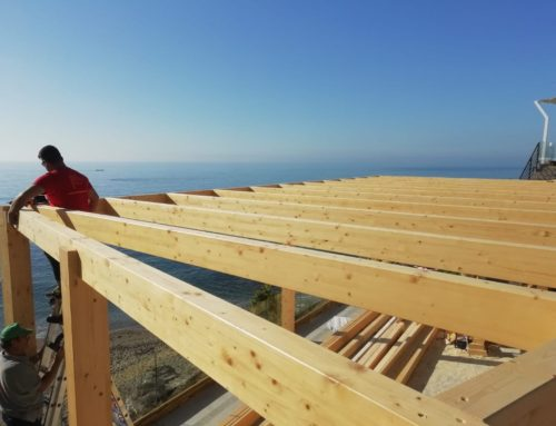 Mantenimiento exterior de la madera