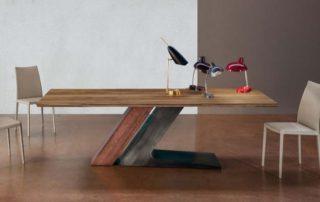 mesa madera noble